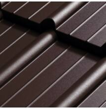 Cserepeslemez 350 Fiord panel RAL8017 0.50mm topmat 2-modul