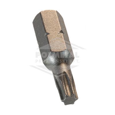 BIT TX 20 behajtó hossz: 25mm