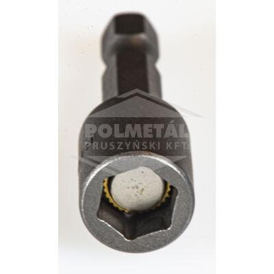 N16010 Mágneses behajtohegy 10 mm-es laptávval CrV (hossz: 45mm)