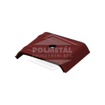 Kalotte RAL3009 26-27mm tető szendvicspanel rögzítéshez (100db/csomag)